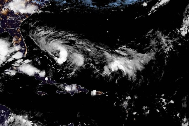 Tropical Storm Humberto increases odds of development as it heads toward Florida