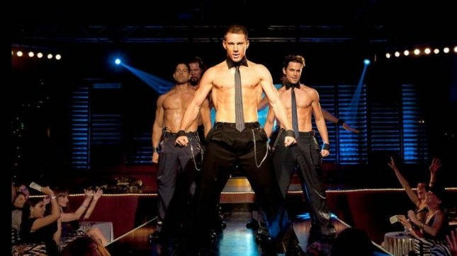 A publicity still from Magic Mike.