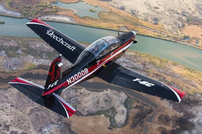 Mexico has ordered 48 T-6C Texan II trainer aircraft since January 2012. Photo courtesy Beechcraft