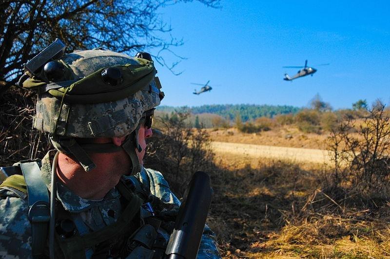 The 173rd Airborne Brigade (CC/ U.S. Army Europe)