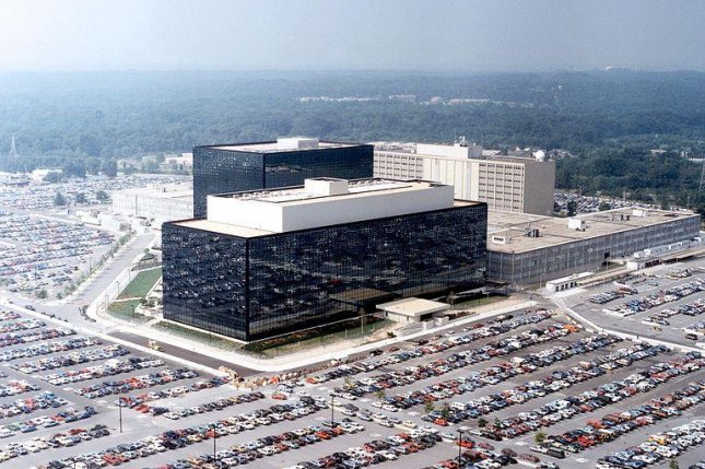 National Security Agency (NSA) headquarters in Fort Meade, Maryland. Photo by NSA/Wikimedia.