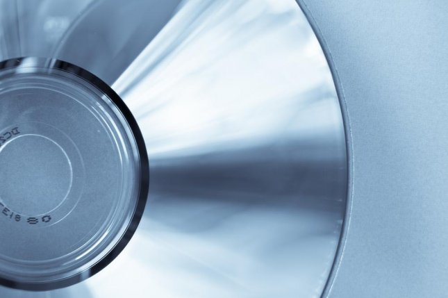 The new superlens allowed scientists to see the information etched into the surface grooves of a Blu-ray disc. Photo by kubais/Shutterstock