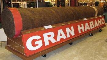 Gran Habano #5 El Gigante Cigar. CigarsDirect.com