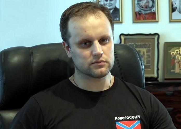 Ukrainian separtist leader Pavel Gubarev (CC/ wikimedia.org/ DenTVinform)