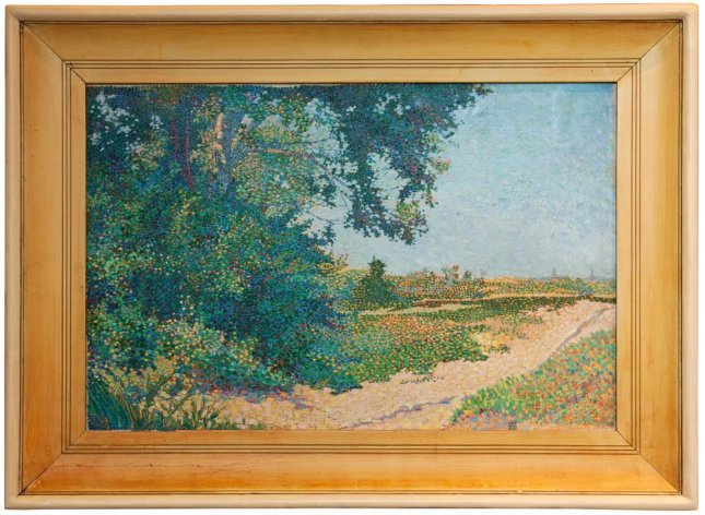 A painting bought for $85 at a Netherlands thrift shop was later auctioned for $34,025. Photo by Invaluable.com