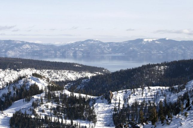 Scenic view of Lake Tahoe from Squaw Valley in California (Shutterstock/rnl)