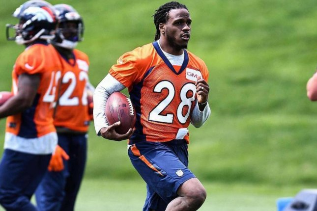 80534edc7f2f Denver Broncos  Jamaal Charles doesn t care what people think after ...