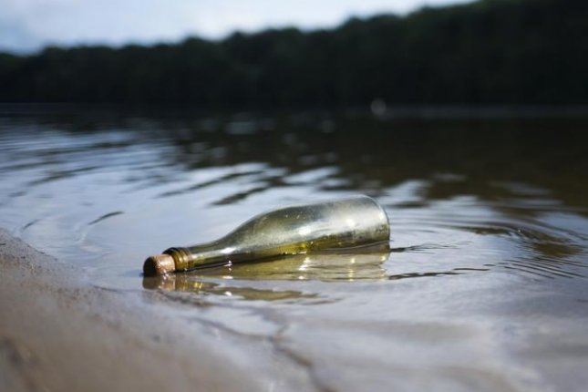 Nyima Mitchell, 8, of Cheticamp, Nova Scotia, Canada, found a message in a bottle in his backyard that had been dropped into the water by a 14-year-old visitor totheMagdalen Islands in 1995. Photo byPeterBjorndal/Pixabay.com