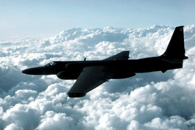 Four U-2 spy planes are on temporary assignment in Japan. File Photo by EPA