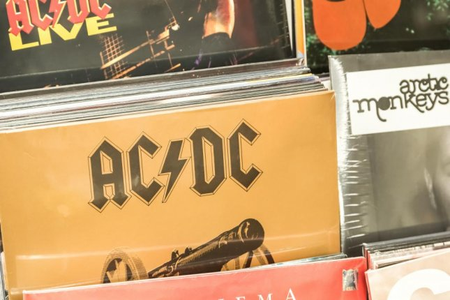 AC/DC has joined the music-streaming business with Spotify, Apple Music and Rdio. Photo by Radu Bercan/Shutterstock