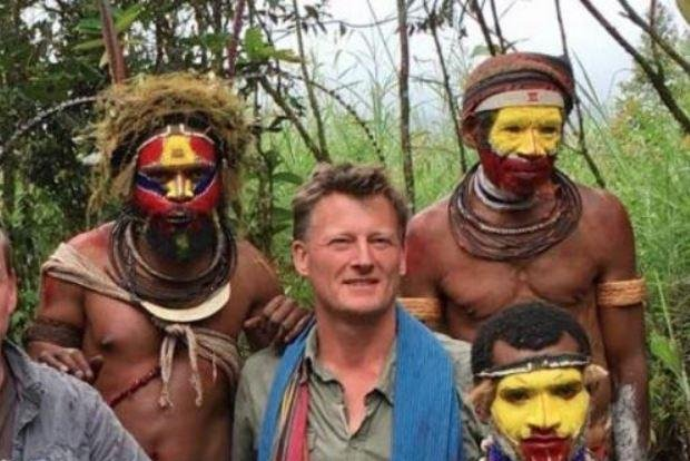Lost explorer Benedict Allen saved by missionary