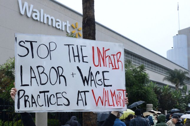Walmart cites cuts to food stamps and public assistance as 'risk factors' in annual report