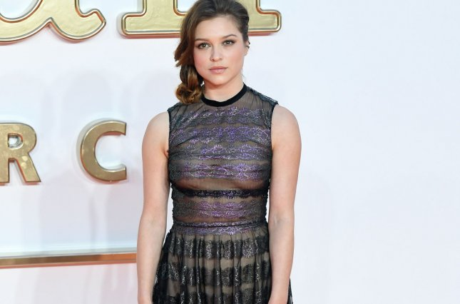 British actress Sophie Cookson is to star in the BBC miniseries The Trial of Christine Keeler. File Photo by Rune Hellestad/ UPI