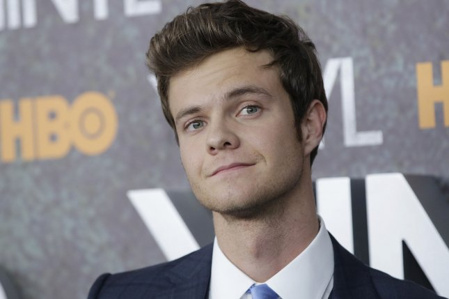 Jack Quaid's new animated show, Star Trek: Below Decks, is set to premiere on Aug. 6. File Photo by John Angelillo/UPI