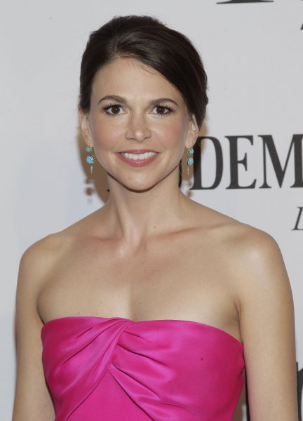 Sutton Foster, the star of Younger, arrives on the red carpet at the 68th Tony Awards on June 8, 2014. File Photo by John Angelillo/UPI