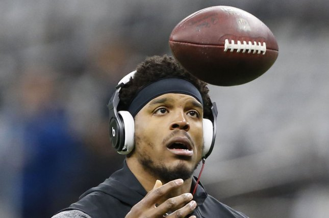 Cam Newton reportedly suffered knee injury in loss to Saints