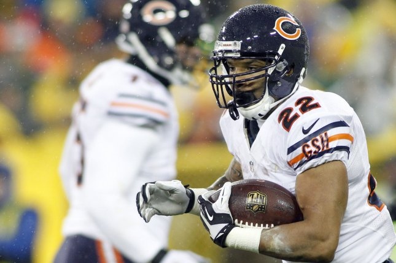 Former Chicago Bears running back Matt Forte. File Photo by Frank Polich/UPI