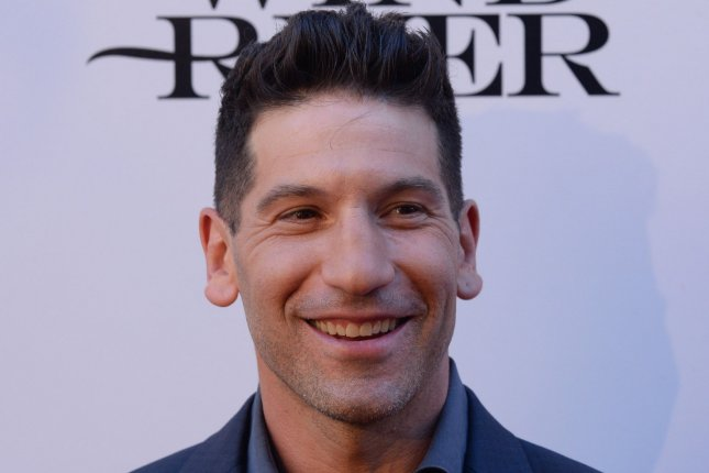 The Punisher star Jon Bernthal. Season 2 of the series will debut in January on Netflix. File Photo by Jim Ruymen/UPI
