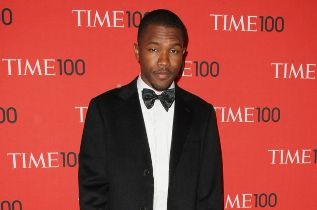Frank Ocean spoke with Gayletter magazine about working with major labels and the release of his albums Endless and Blonde. File Photo by Monika Graff/UPI
