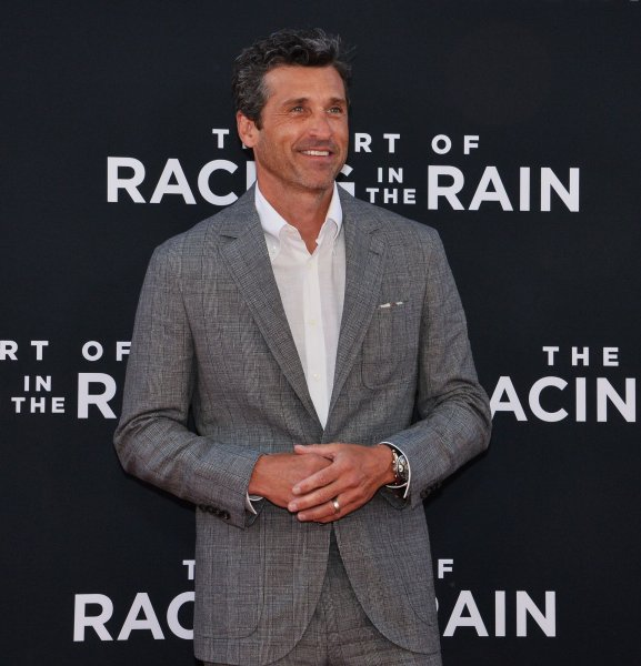Patrick Dempsey will be seen this fall in Devils, a new thriller on The CW. File Photo by Jim Ruymen/UPI