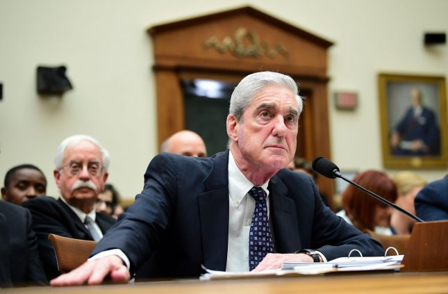 Former special counsel Robert Mueller asserted that Robert Stone remains a convicted felon and rightly so, after President Donald Trump commuted his sentence on Friday. File Photo by Kevin Dietsch/UPI