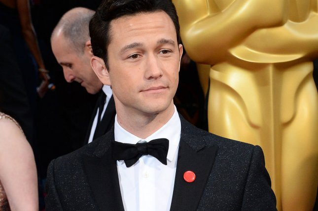 Actor Joseph Gordon-Levitt arrives on the red carpet at the 86th Academy Awards at the Hollywood and Highland Center in the Hollywood section of Los Angeles on March 2, 2014. He and his wife Tasha McCauley welcomed their first child over the weekend. Photo by Jim Ruymen/UPI