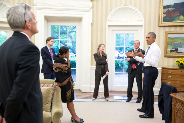 Official White House Photo by Pete Sousa/UPI