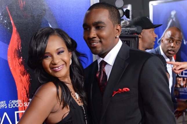 Bobbi Kristina Brown and her boyfriend Nick Gordon attend the premiere of the motion picture drama Sparkle in Los Angeles on August 16, 2012. File Photo by Jim Ruymen/UPI