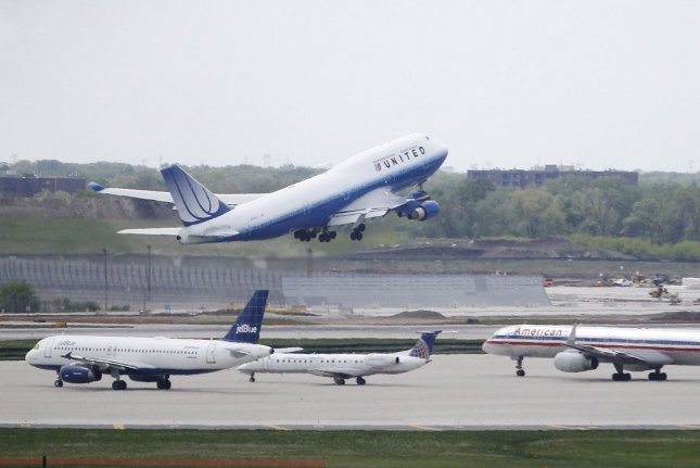 With bell bottoms and peace signs, United says goodbye to the 747