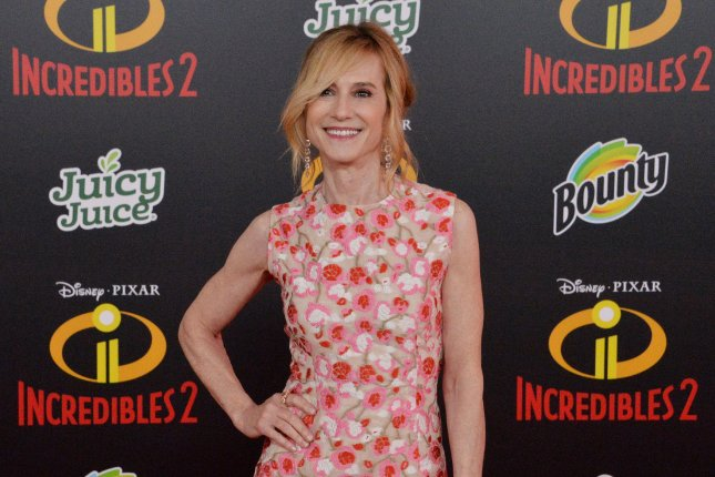 Actress Holly Hunter will co-star in a new NBC sitcom with Ted Danson. File Photo by Jim Ruymen/UPI