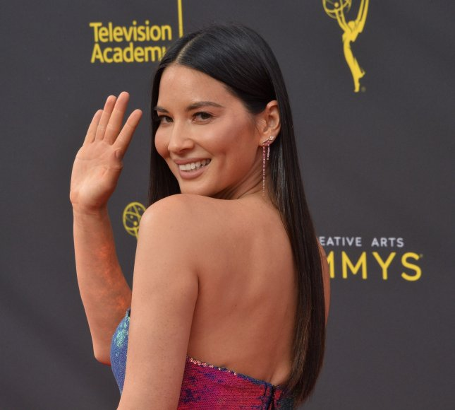 A fifth Predator movie is now in the works. Olivia Munn starred in the most recent sequel, The Predator, in 2018. File Photo by Jim Ruymen/UPI