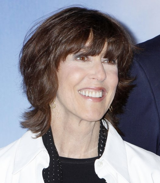 Director Nora Ephron arrives at a photocall for the film Julie & Julia during the 35th American Film Festival of Deauville in Deauville, France on September 5, 2009. UPI/David Silpa