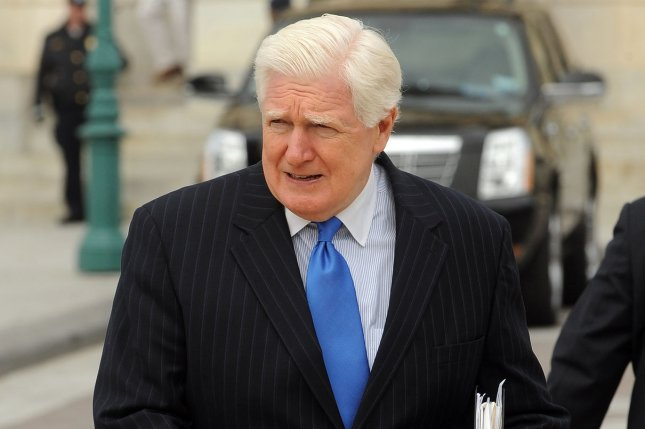 Rep. Jim Moran, D-VA. Moran thinks Congress should be given a housing allowance. UPI/Roger L. Wollenberg