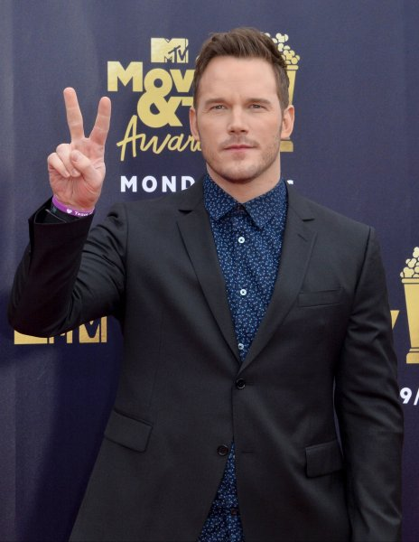 Chris Pratt voices Emmet in the new trailer for The Lego Movie 2: The Second Part alongside Elizabeth Banks as Lucy. File Photo by Jim Ruymen/UPI