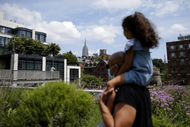 Women and parents of young children have experienced higher levels of mental distress during the COVID-19 lockdown, a new study has found. Photo by John Angelillo/UPI