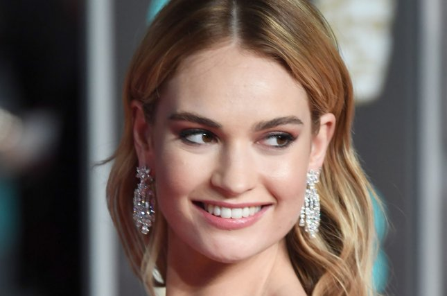 Lily James will star in a Hulu limited series about Pamela Anderson and Tommy Lee's relationship, including the scandal surrounding their sex tape. File Photo by Paul Treadway/ UPI