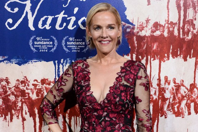 Cast member Penelope Ann Miller attends the premiere of the motion picture drama The Birth of a Nation in Los Angeles on September 21, 2016. The actress will soon be seen in Lifetime's NY Prison Break: The Seduction of Joyce Mitchell. File Photo by Jim Ruymen/UPI