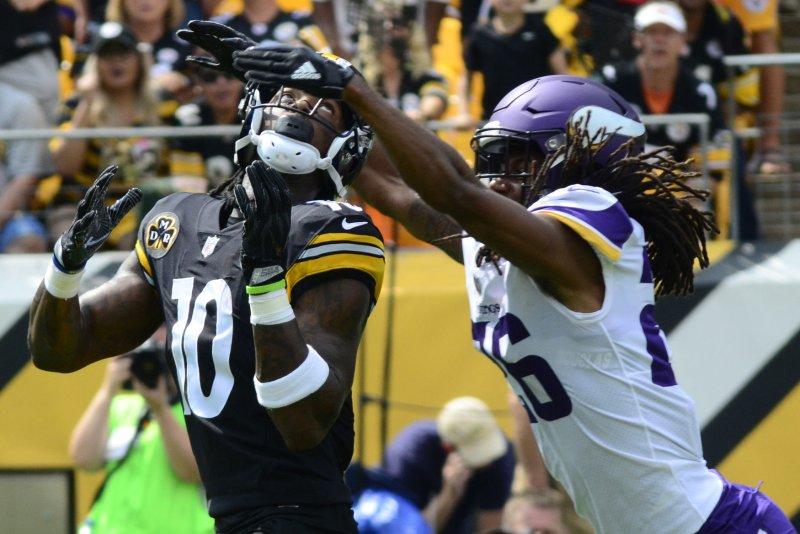 18f8f9199 Martavis Bryant  Pittsburgh Steelers receiver denies requesting trade as  rumors swirl