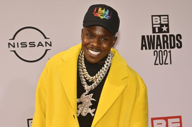 DaBaby will no longer perform at Austin City Limits Festival or iHeartRadio Music Festival after apologizing again for anti-LGBTQ+ remarks. FilePhoto by Jim Ruymen/UPI