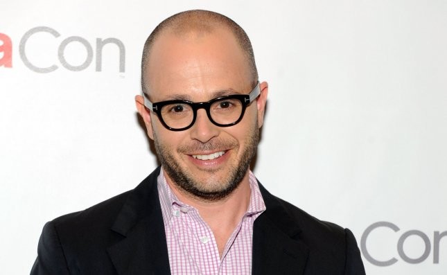 Lost writer Damon Lindelof arrives for the opening night presentation and party at CinemaCon, the official convention of the National Association of Theatre Owners at Caesars Palace in Las Vegas, Nevada on April 15, 2013. UPI/David Becker