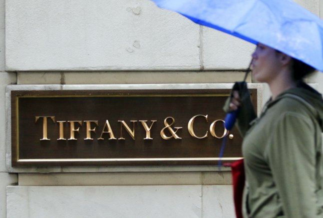 Tiffany & Co. announced the departure of CEO Frederic Cumenal on Sunday, hours before the roll-out of a new advertising campaign during the Super Bowl which featured pop icon Lady Gaga. File Photo by John Angelillo/UPI