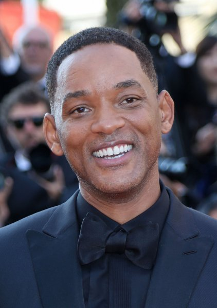 Will Smith -- who has starred in the space-alien movies Men in Black and Independence Day -- is set to host a National Geographic series about the Earth. File Photo by David Silpa/UPI