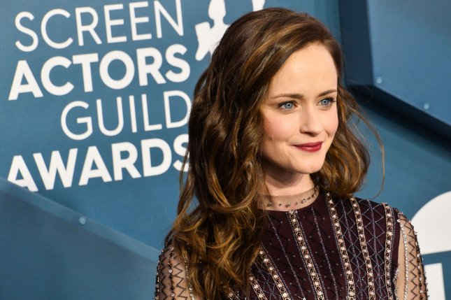 Alexis Bledel arrives for the 26th annual SAG Awards held at the Shrine Auditorium in Los Angeles on January 19. The actor turns 39 on September 16. File Photo by Jim Ruymen/UPI
