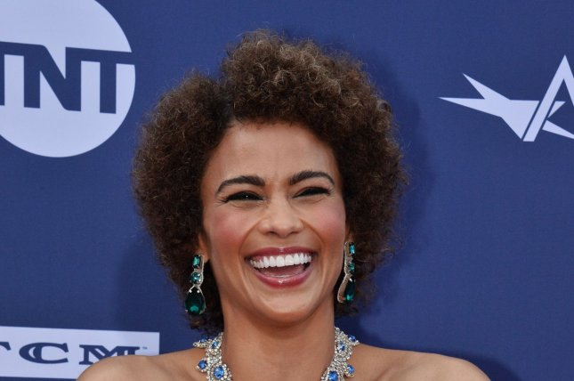 Actress Paula Patton will reprise her role as Daniella Hernandez in Sacrifice, which will become a series on BET. File Photo by Jim Ruymen/UPI