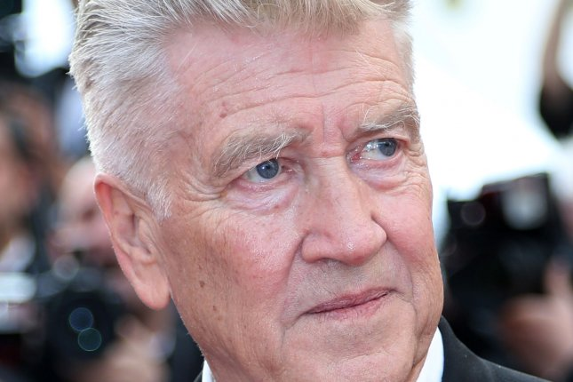 David Lynch arrives on the red carpet before the screening of Twin Peaks during the 70th annual Cannes International Film Festival in France on May 25, 2017. The filmmaker turns 75. File Photo by David Silpa/UPI