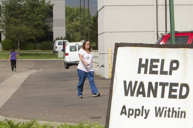 Unemployment claims for the week of June 5 saw a decrease, with 9,000 fewer Americans filing for unemployment than the week prior. File Photo by Gary C. Caskey/UPI