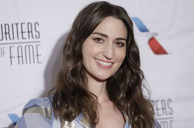 Sara Bareilles' series Little Voice has been canceled after one season. File Photo by John Angelillo/UPI