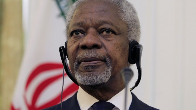 Annan 'appalled' by reported killings