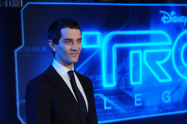 James Frain, a cast member in the motion picture sci-fi thriller TRON: Legacy, attends the world premiere of the film in Los Angeles on December 11, 2010. The actor has joined the cast of Star Trek: Discovery. File Photo by Jim Ruymen/UPI