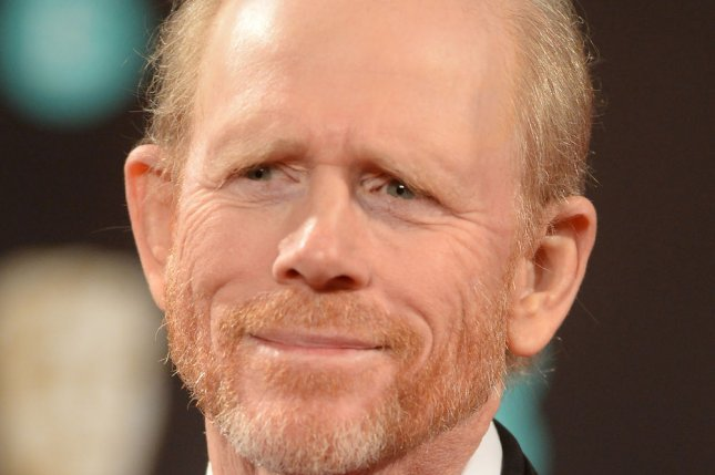 American director Ron Howard is now directing the untitled Han Solo project. File Photo by Paul Treadway/ UPI